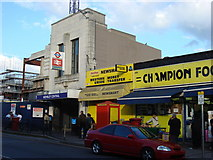 TQ1885 : Wembley Central station, Wembley High Road entrance by Oxyman